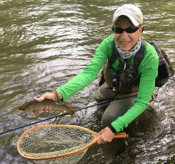 fly fishing for trout the next level